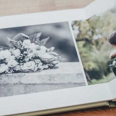 Get an Ideas About How Many Photographs Per Page in The Wedding Album