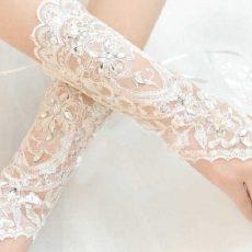 Why Do Brides Wear Gloves?